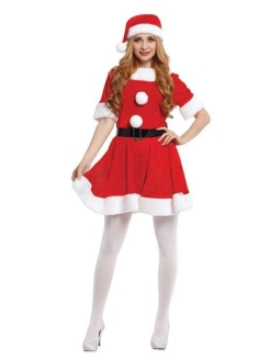 Santa's Pretty Girlfriend Costume VKOSTUME