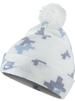 Шапка U NK SEASONAL BEANIE BLUE Nike