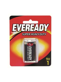 Элемент питания Energizer Carbon Zinc Eveready 522/9v 1шт. (637065) Liberty Project