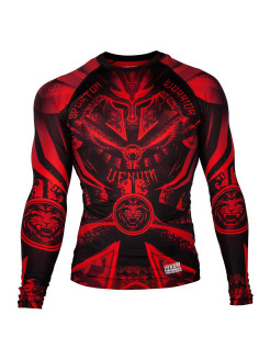 Рашгард Gladiator Black/Red L/S Venum