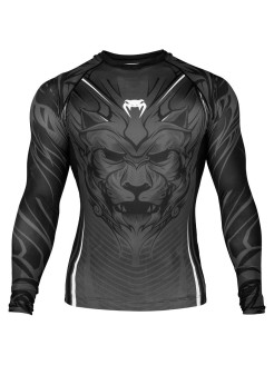 Рашгард Venum Bloody Roar Black/Grey L/S Venum