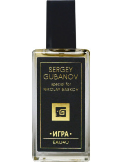 "Парфюм special for Nikolay Baskov ""Игра"" 013, 30 мл Sergey Gubanov"