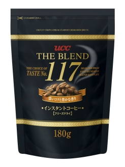 Кофе Коллекция 117 м/у 180г Ueshima Coffee Co (UCC)