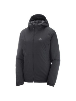 Куртка ESSENTIAL INSULATED JKT W Black SALOMON