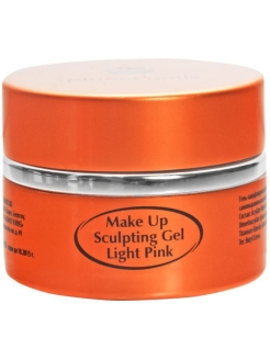 Гель - Make Up Sculpting Gel Light pink - светло-розовый Planet Nails