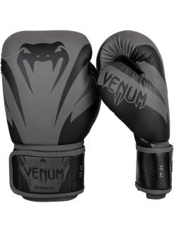 Перчатки Impact Grey/Black Venum