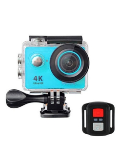 Экшн камера EKEN H9R BLUE Ultra HD 4K 25 fps Артикул:H9R BLUE , шт, EKEN