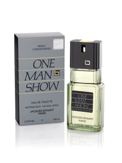 Туалетная вода Jacques Bogart One Man Show 100 мл, бальзам п.бритья 3 мл PARFUMS JACQUES BOGART