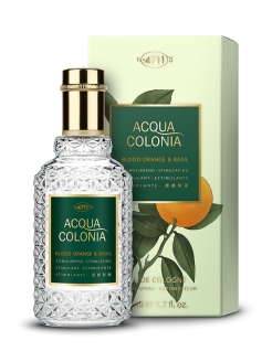 Stimulating - Blood Orange & Basil Одеколон 50мл 4711 ACQUA COLONIA