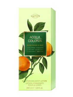 Stimulating - Blood Orange & Basil Лосьон для тела, 200мл 4711 ACQUA COLONIA