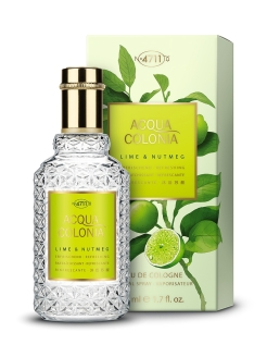 Refreshing - Lime & Nutmeg Одеколон 50мл 4711 ACQUA COLONIA