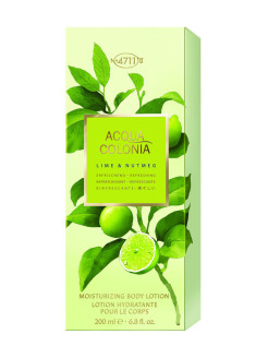 Refreshing - Lime & Nutmeg Лосьон для тела, 200мл 4711 ACQUA COLONIA