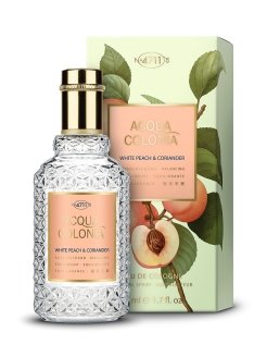 Acqua Colonia 4711  Balancing - White Peach & Coriander МЖ Товар Одеколон 50мл 4711 ACQUA COLONIA