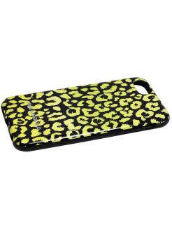 Чехол Lagerfeld для iPhone 6/6S Camouflage Hard Yellow Karl Lagerfeld