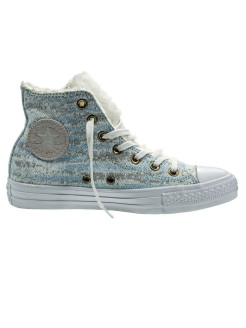 Кеды Chuck Taylor All Star Winter Knit Fur Converse
