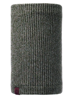 Шарф BUFF KNITTED & POLAR NECKWARMER LYNE TAUPE BROWN Buff