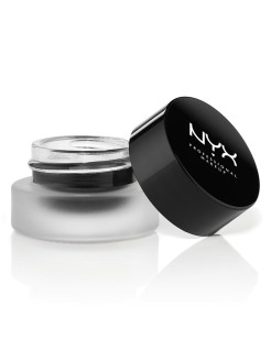Гелевая подводка. GEL EYELINER & SMUDGER - BETTY - JET BLACK 01 NYX PROFESSIONAL MAKEUP