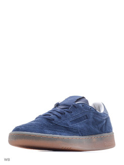 Кроссовки муж. CLUB C 85 G COLLEGIATE NAVY/SAND Reebok