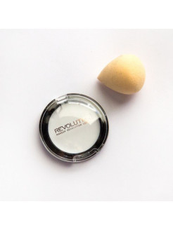 Набор для макияжа Handbag Hack Mattifying Balm & Mini Blending Sponge MakeUp Revolution