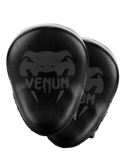 Лапы Light Black/Black (пара) Venum