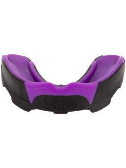 Капа боксерская Venum Predator Black/Purple Venum