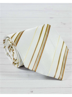 Tie silk color yellow FABEER-CASTELL