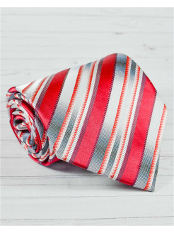 Tie silk color red FABEER-CASTELL