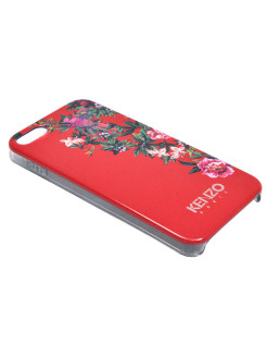 Чехол Kenzo для iPhone 5S/SE Exotic Hard Red KENZO