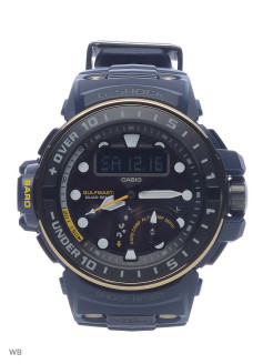Часы G-Shock GWN-Q1000NV-2A CASIO