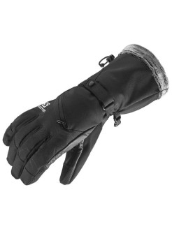 Перчатки GLOVES TACTILE CS W BLACK SALOMON