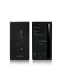 Power Bank 20000 mAh Remax Linon Pro Black REMAX
