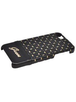 Чехол Guess для iPhone 5S/SE GIANINA Hard Black GUESS