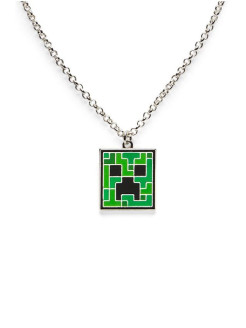 Кулон Minecraft Creeper Pendant Minecraft