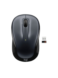 Мышь Wireless Mouse M325 Dark Silver Logitech