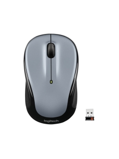 Мышь Wireless Mouse M325 Light Silver Logitech