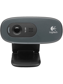 Веб-камера Webcam HD C270 Black Logitech