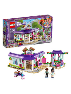 Конструктор LEGO Friends 41336 Арт-кафе Эммы LEGO