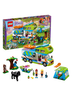 Конструктор LEGO Friends 41339 Дом на колёсах LEGO