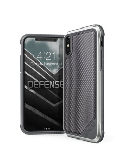 Чехол X-Doria Defense Lux - кейс для iPhone X Ballistic Nylon x-doria