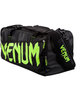 Сумка Venum Sparring Black/Neo Yellow Venum