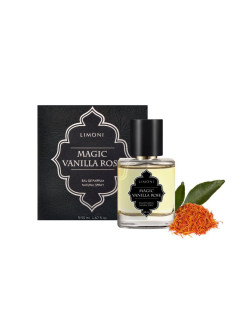"Парфюмерная вода Eau de Parfum ""Magic Vanilla Rose"" 50 мл. Limoni"