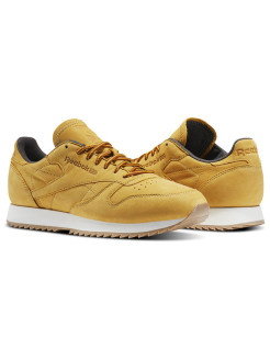 Кроссовки CL LEATHER RIPPLE W GOLDEN WHEAT/URBAN G Reebok