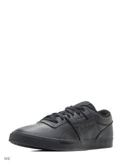 Кроссовки WORKOUT CLEAN FVS S BLACK/WHITE Reebok