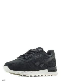 Кроссовки CL LEATHER 2.0 WINT BLACK/CHALK Reebok