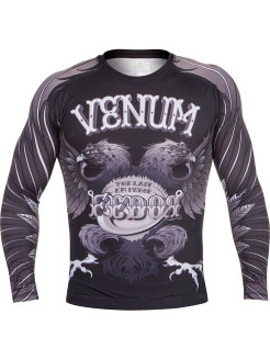 Рашгард Black Eagle Fedor Signature L/S Venum