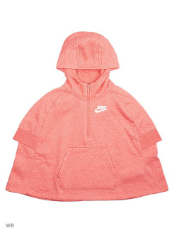 Толстовка G NSW TOP PO PONCHO CLUB Nike