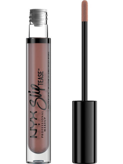Тонирующее масло для губ.  SLIP TEASE FULL COLOR LIP OIL - I WOKE UP LIKE 01 NYX PROFESSIONAL MAKEUP