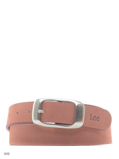 Ремень COLOURFUL NUBUCK BEL FADED PINK LEE