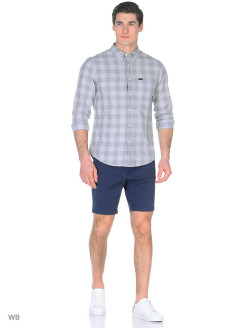 Шорты SLIM CHINO SHORT NAVY LEE