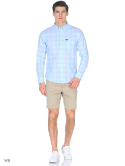 Шорты SLIM CHINO SHORT BEIGE LEE